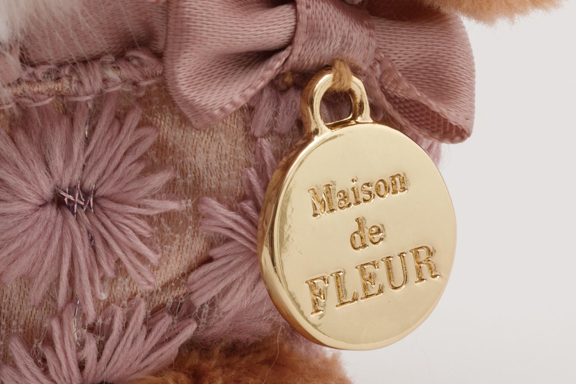 バッグチャーム(Maison de FLEUR・チャイロイコグマ)