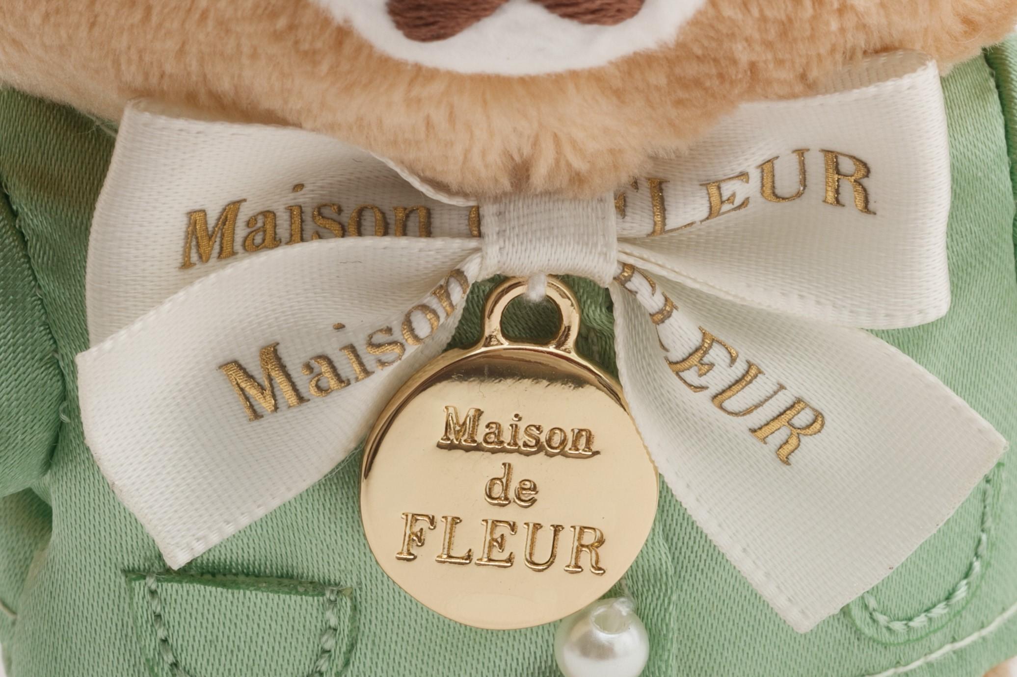 バッグチャーム(Maison de FLEUR・リラックマ)